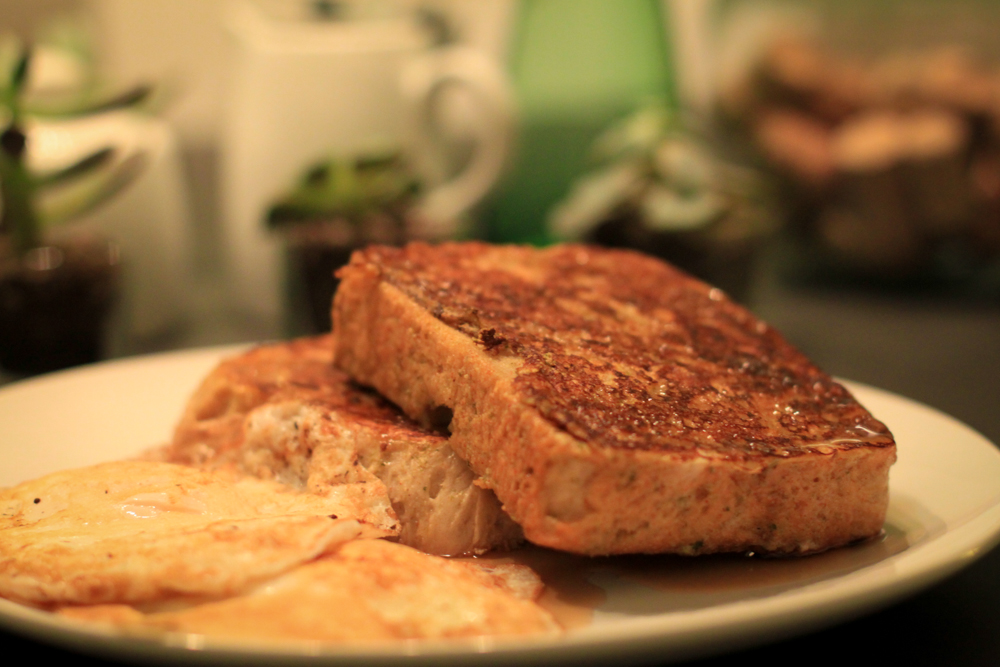 G@H Savory French Toast