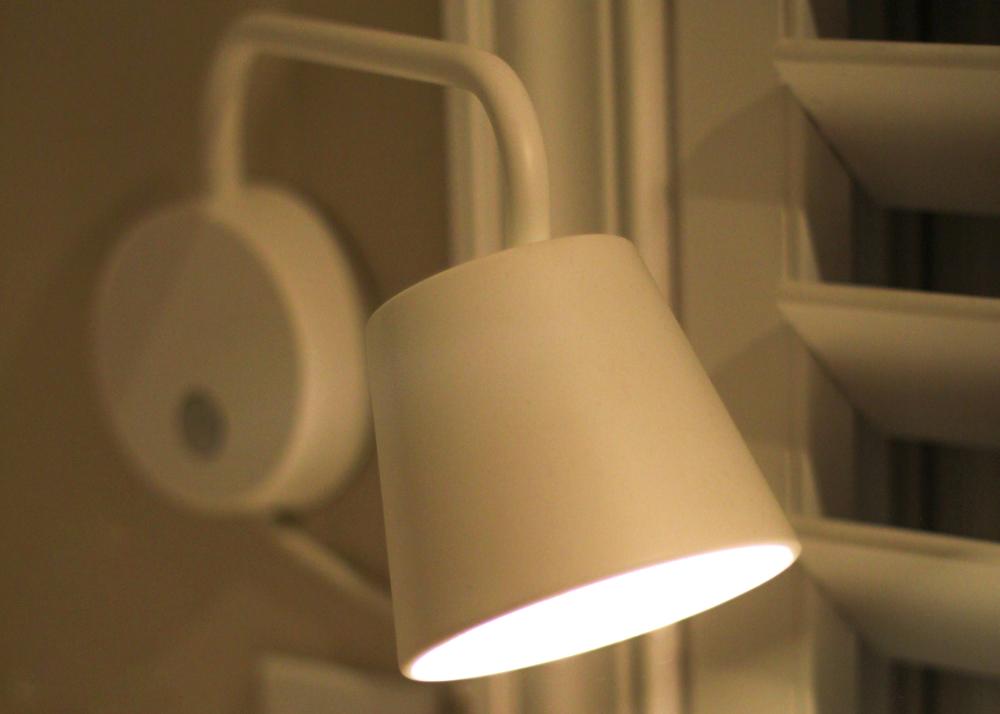 TISDAG LED wall lamp