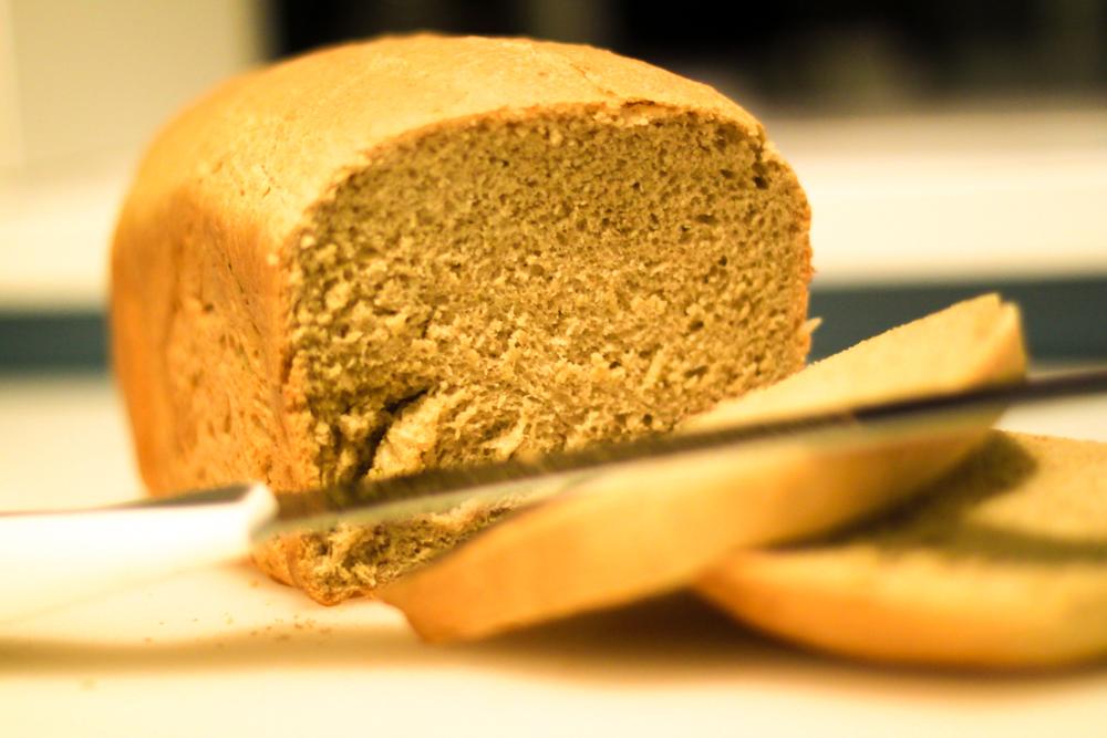 G@H's Basil Pesto Bread