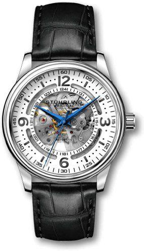 Stührling Original ST-90050 Skeleton Watch
