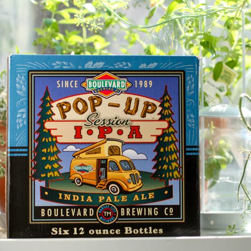 Pop-Up Session I.P.A.