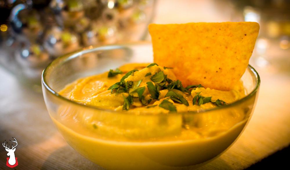 Lime Cilantro Hummus