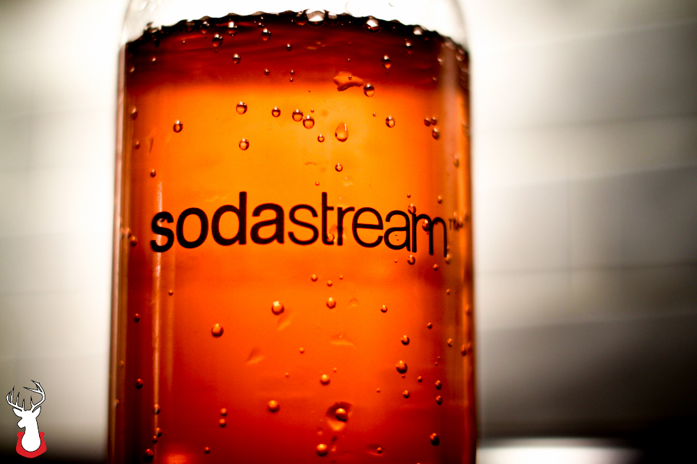 Diet Pink Grapefruit from SodaStream