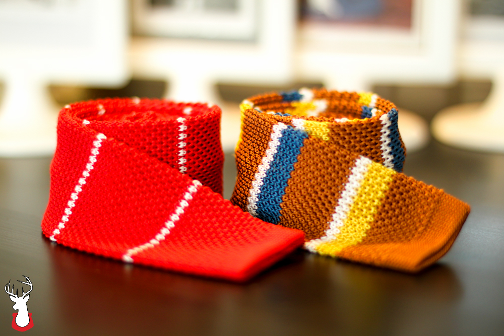 Knitted Ties from thetiebar.com