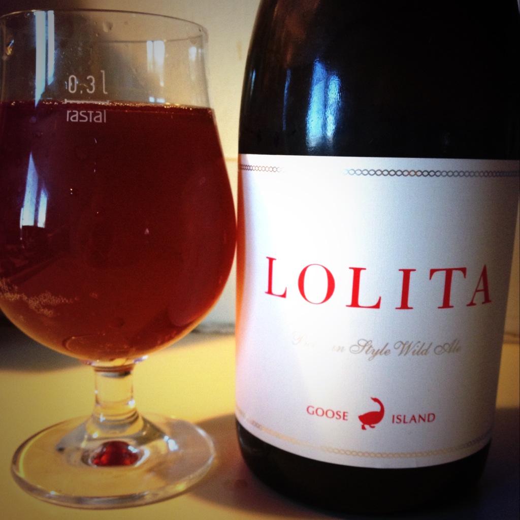 G@H Goose Island Beer Co. Lolita