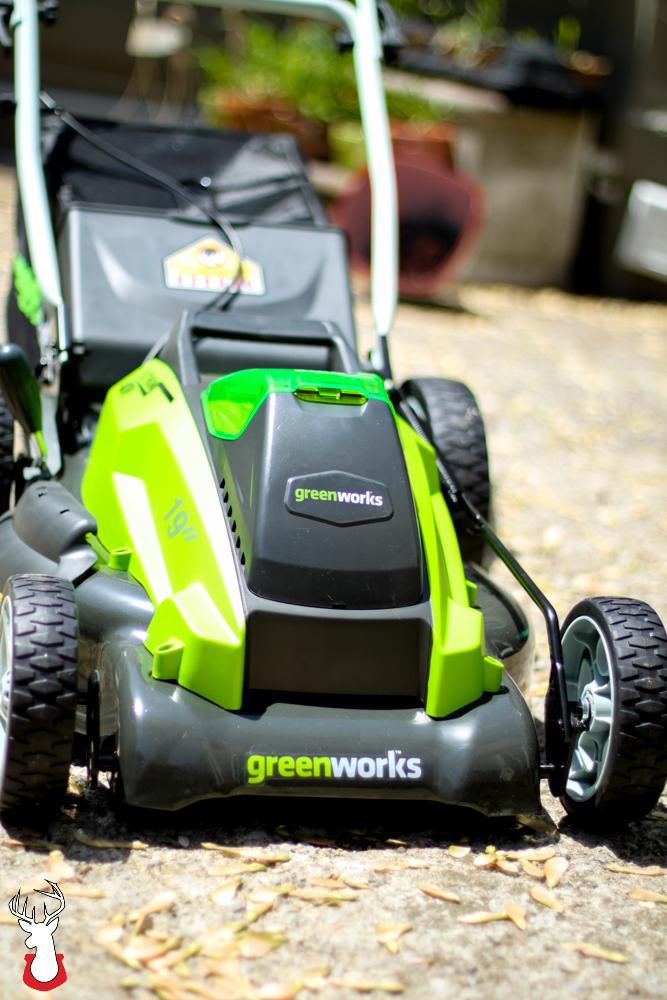 GreenWorks G-MAX Mower