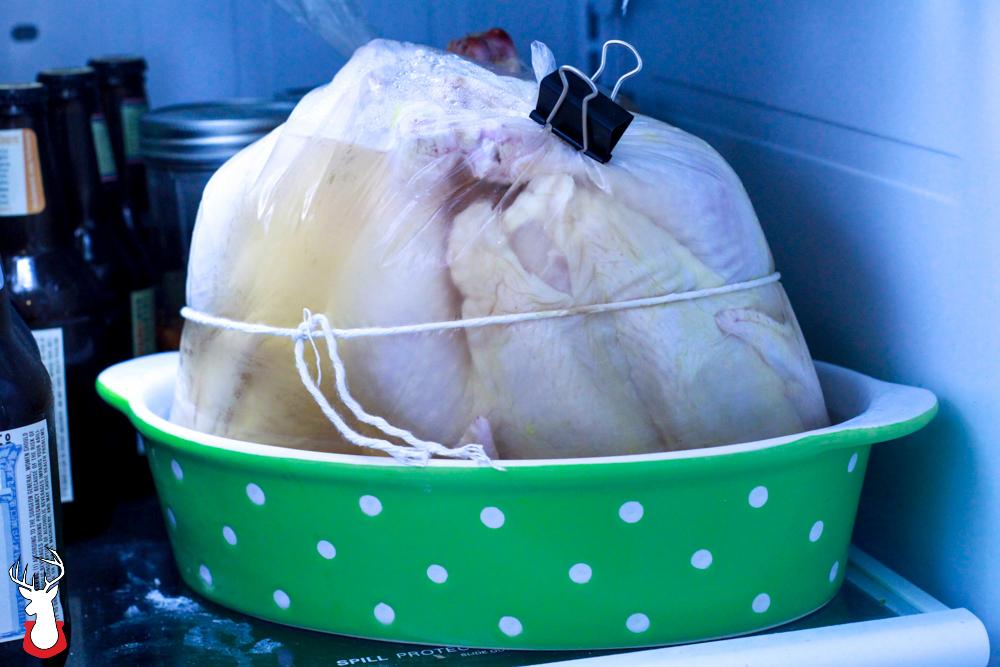 G@H: Brining Whole Chicken