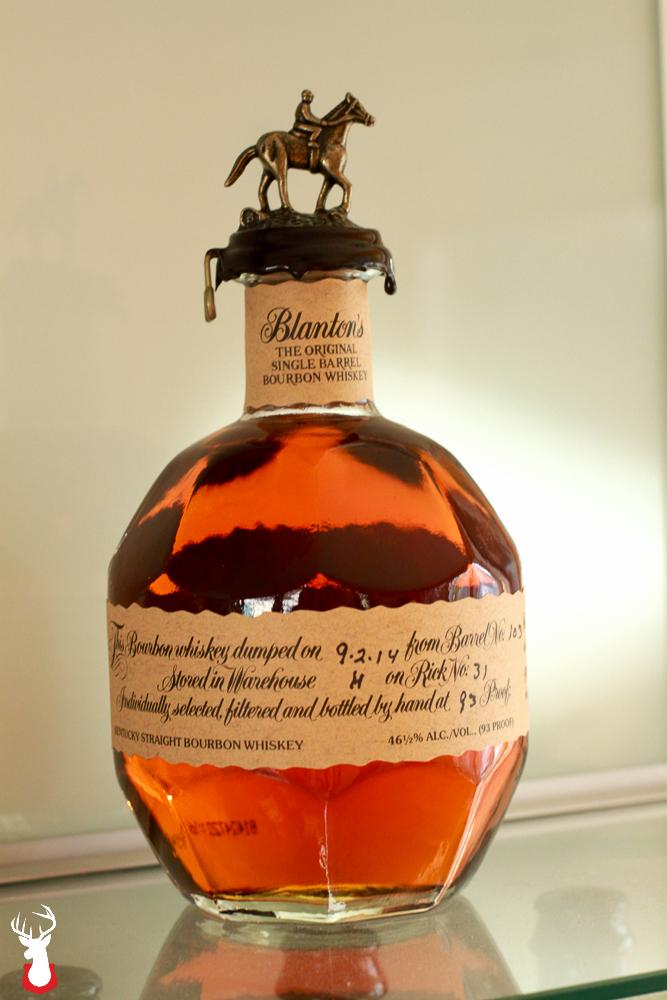 G@H: Blanton's Bourbon