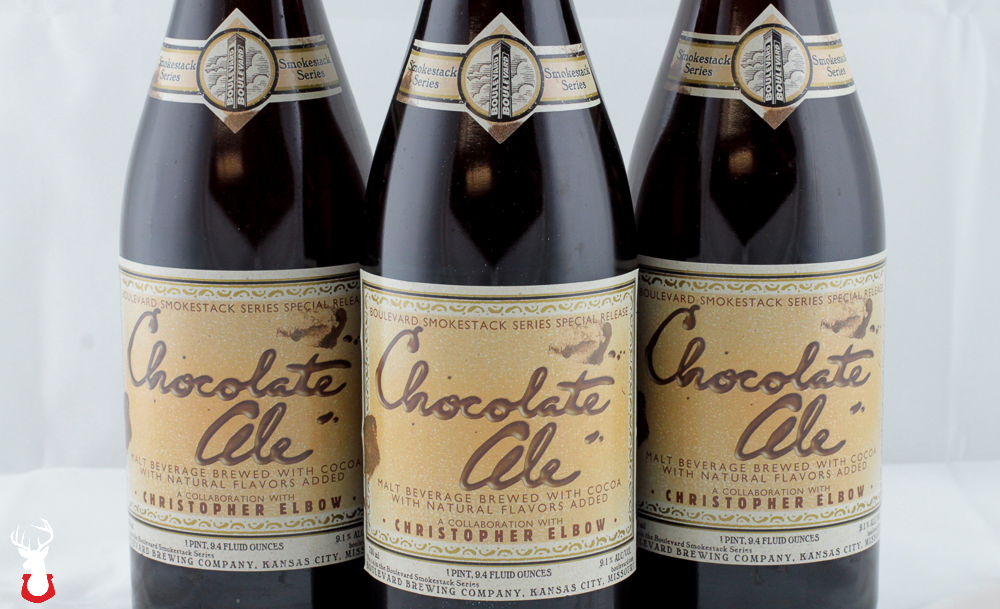 Chocolate Ale from Boulevard Brewery Company