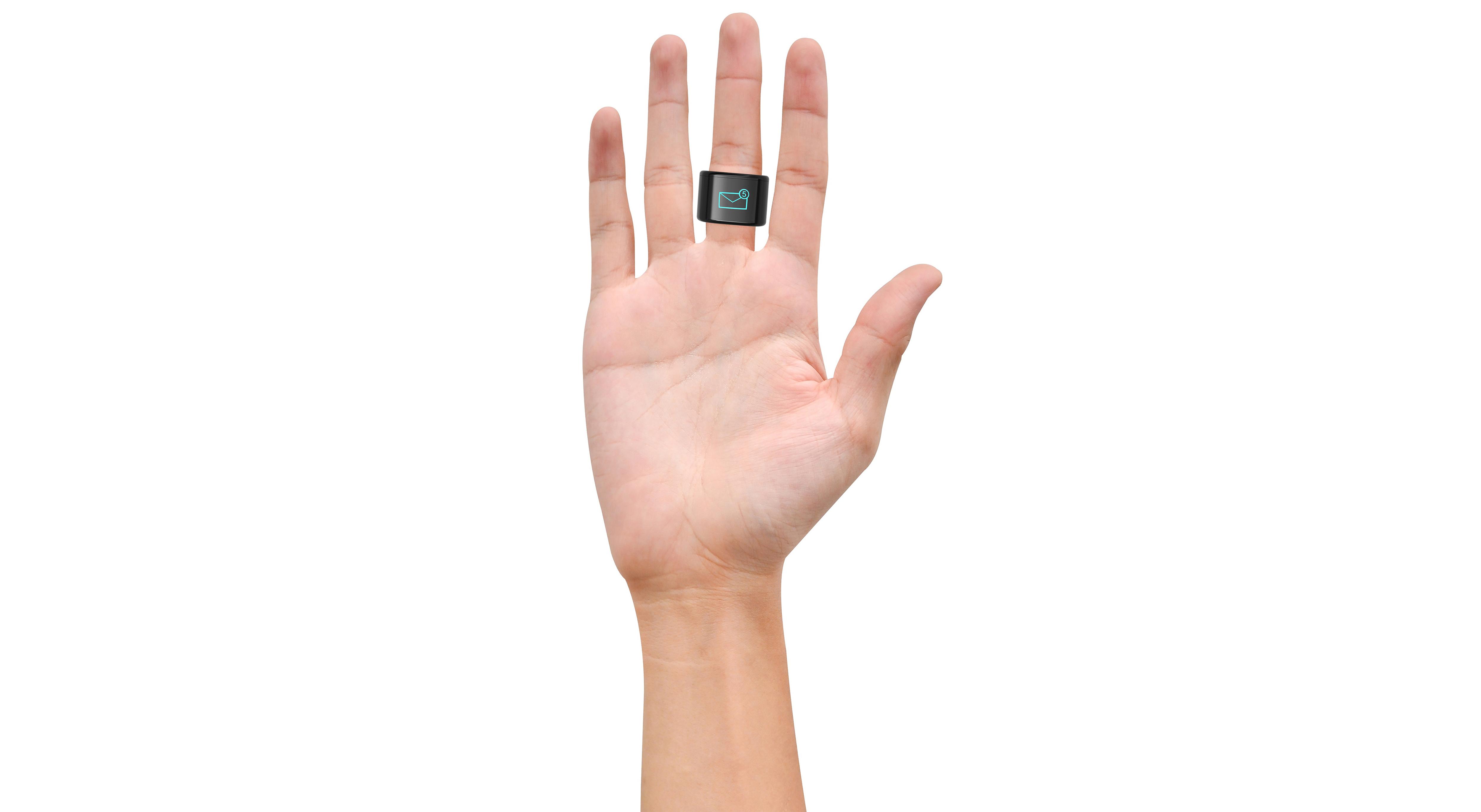 MOTA SmartRing Hand