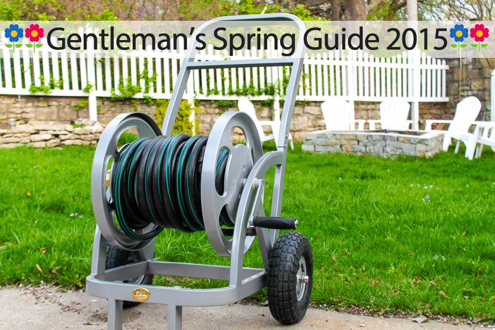 liberty garden model 1200 two wheel hose cart - Liberty Garden