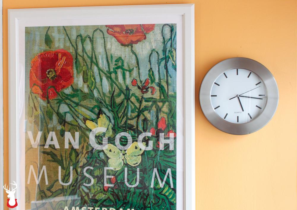 G@H:Van Gogh Museum Poster