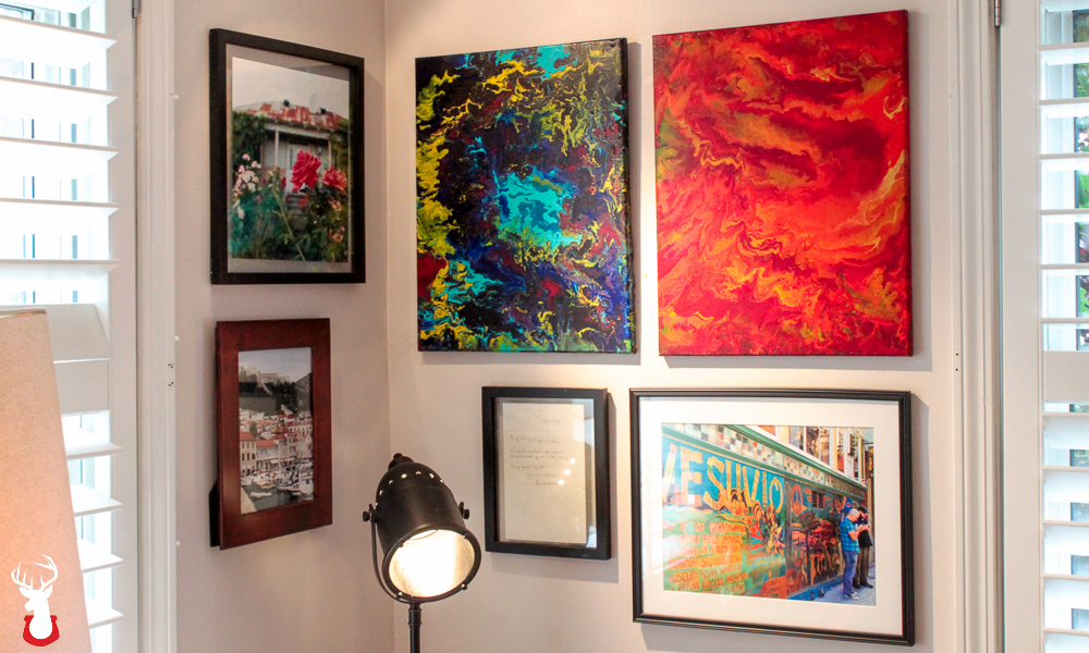 G@H: Gallery Photo Walls