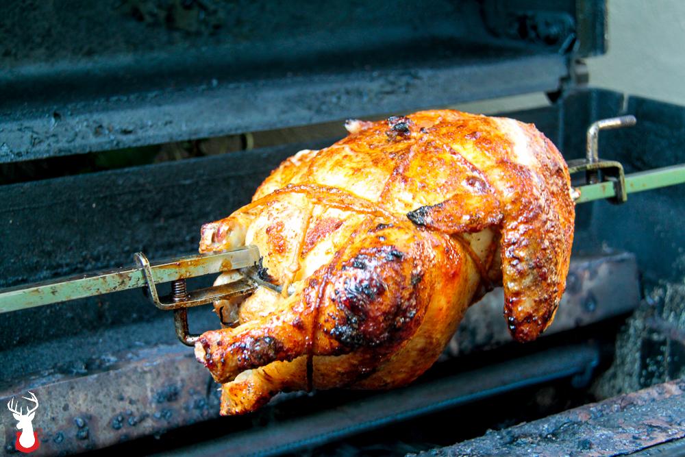 G@H: Do-it-yourself rotisserie chicken