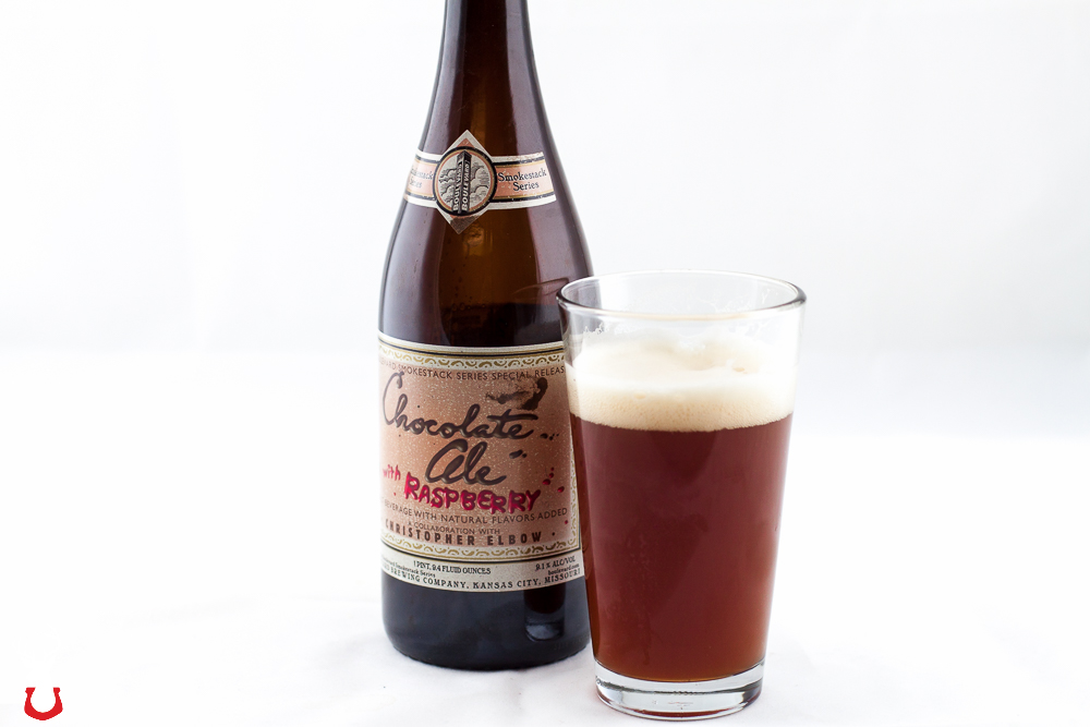Boulevard's Chocolate Ale with Raspberry