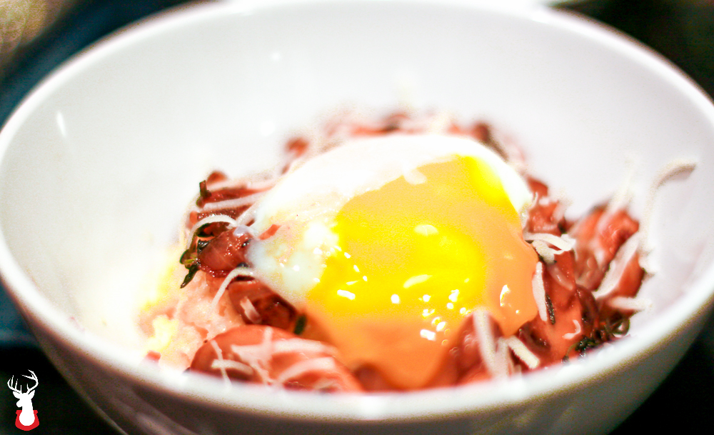 G@H: Sous Vide Poached Egg