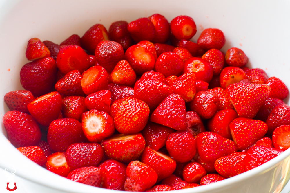 Homegrown Strawberries