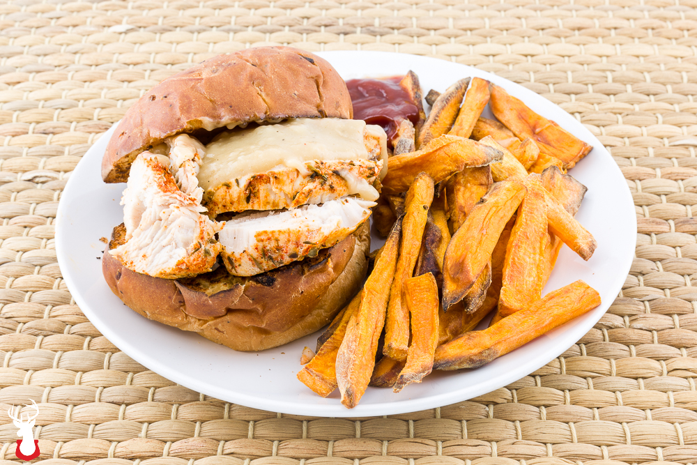 It needn't be Thanksgiving to eat a turkey breast and gravy sandwich