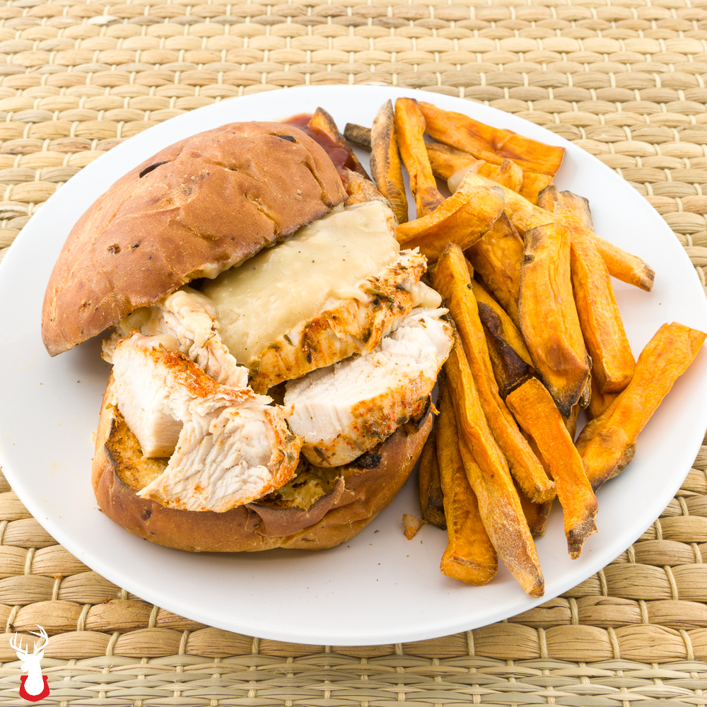 Pressure Cooker Turkey Breast and Gravy