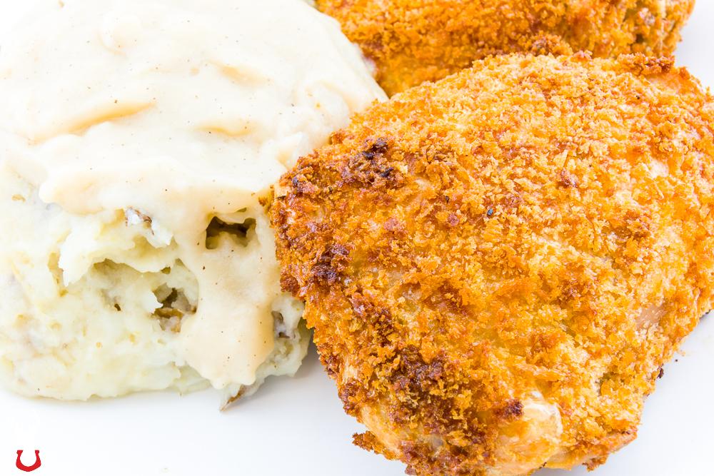 Instant Pot fried chicken