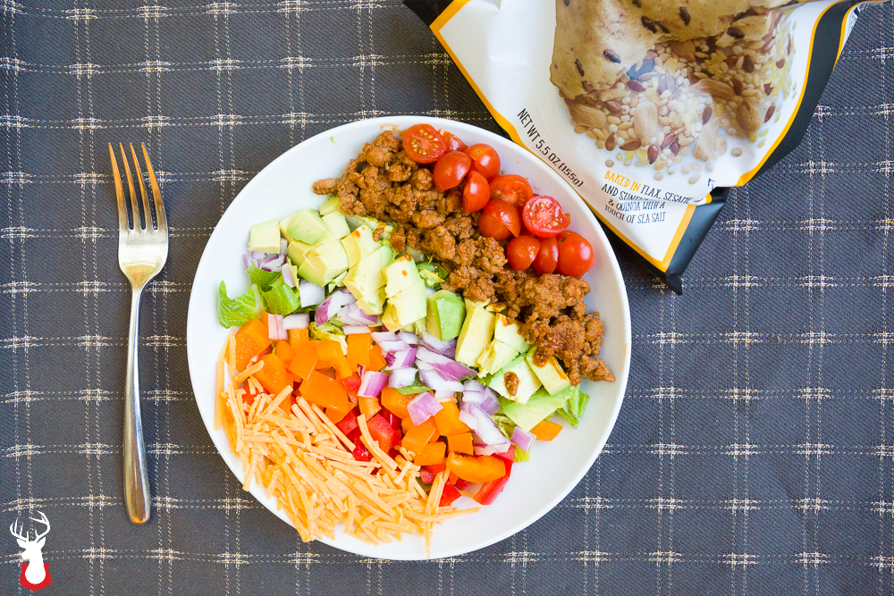 Not-Your-Father's Taco Salad
