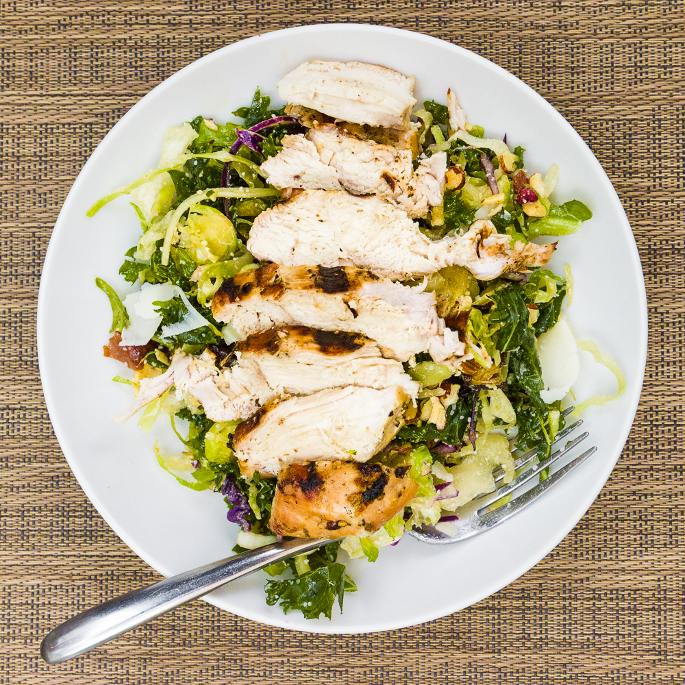 Chopped Cruciferous Salad