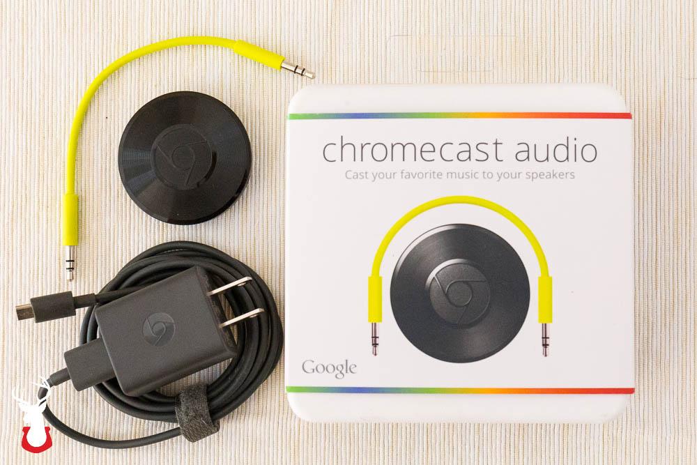 chromecast audio airplay