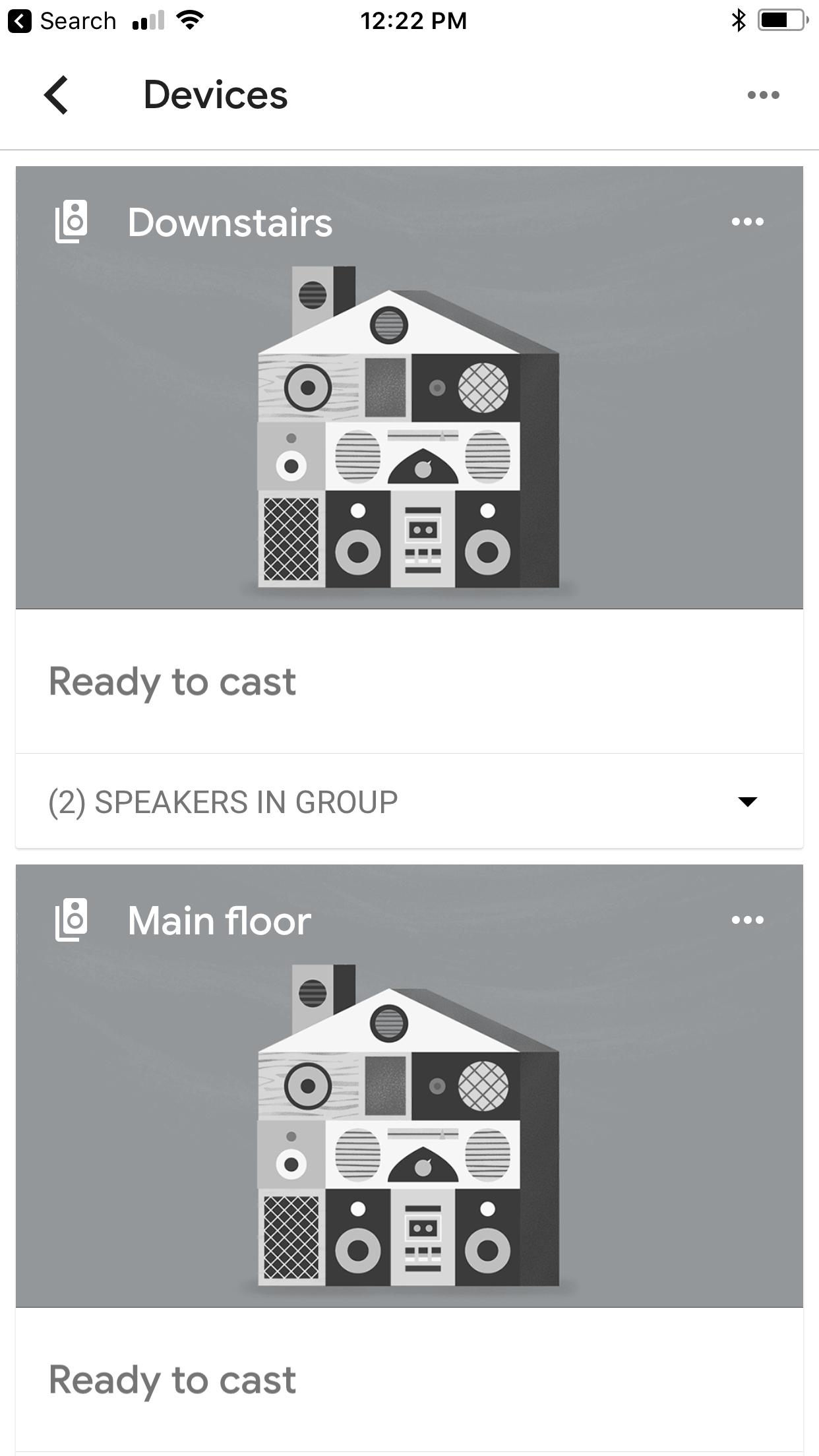 google chromecast audio app